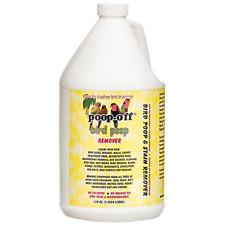 Poop-Off Bird Poop Remover Refill, 128-Ounce