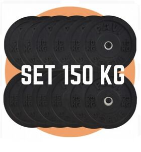 Olympic Weight Plates Set 150kg