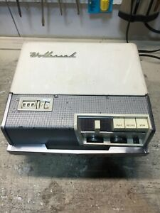 Wollensak T-1500 Portable Tube Open Reel-to-Reel R2R Tape Player Recorder Deck