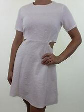 Polyester Textured Topshop Skater Dresses for Women