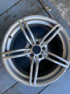 "Used Genuine BMW Z4 E89 - 19"" Alloy Wheel M Sport 5 Spoke 8J"
