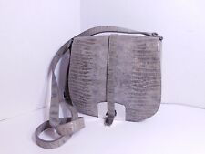 MICHAEL KORS  -  Snakeskin shoulder or cross body bag