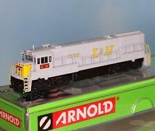 Arnold 2221,  Spur N,  Diesellok GE U 25 C L&N #1500 ,Phase III b, Arnold HN2221
