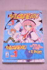 MANGA - TO LOVE RU N° 1 - KENTARO YABUKI - STAR COMICS - NUOVO