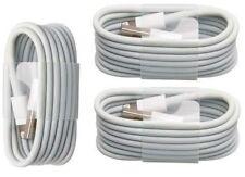 3 x USB Daten Sync Lade Kabel kompatibel für iPhone 7 Plus 6S 6 Plus 5 5c 5s SE