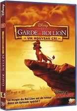 """DVD """"La Garde du Roi Lion – 1 – Un nouveau cri""""  Disney   NEUF SOUS BLISTER"""
