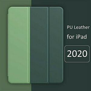 Apple Smart Folio Case for 11/12.9-inch 2020 iPad Pro (3rd Generation)Blue/Green