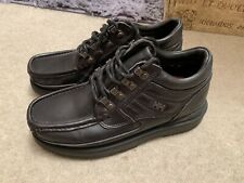 HELLY HANSEN BLACK LEATHER SHOES UK SIZE 5
