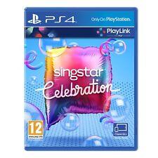 Ps4 PlayStation 4 Game Singstar Celebration