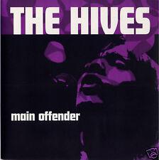 "HIVES Main Offender 2002 UK vinyl 7"" Saints Poptones NEW"