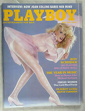 Playboy Magazine April 1984 Playmate Lesa Ann Pedriana, Playmate Forever Part II