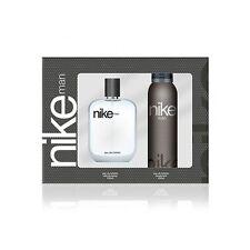 NIKE Men 3.4 oz EDT spray Mens Cologne + 6.8 oz EDT deodorant Gift Set NIB