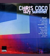 Chris Coco - Lazy Summer ORIGINAL NEW Joy Orbison, The Fields etc.. RARE CD