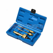 3PC Diesel Glow plug Puller & Reamer Kit Tool Garage Auto