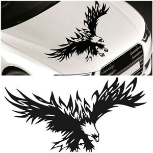 Car Accessories Flying Hood Decal Graphic Sticker Fit For Truck Car SUV Trailer