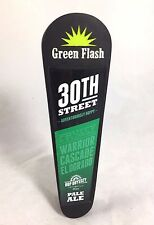 Green Flash 30th Street Adventurously Hoppy Pale Ale Beer Tap Handle