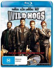 Wild Hogs (Blu-ray, 2007)