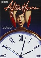 AFTER HOURS (1985 Griffin Dunne)   DVD - UK Compatible -sealed