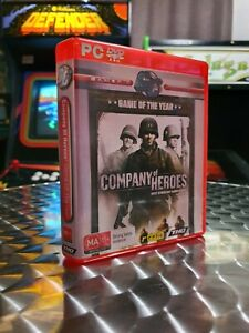 Company Of Heroes Game Of The Year Edition - PC Game