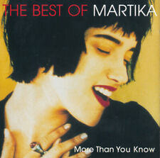 Martika - More Than You Know: The Best Of CD NEW/SEALED
