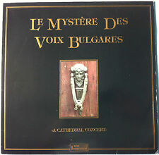LE MYSTERE DES VOIX BULGARES / CATHEDRAL CONCERT / JARO 4138 / 1987 / EX+