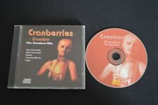 THE CRANBERRIES ZOMBIE THE GREATEST HITS ULTRA RARE CD!