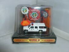More details for code 3 collectable diecast fire engine las vegas suburban