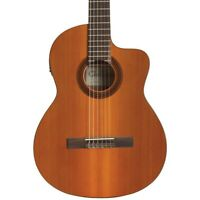 Cordoba C5-CE Classical Cutaway Acoustic-Electric Guitar Natural