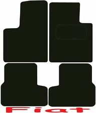 Fiat Doblo Tailored car mats ** Deluxe Quality ** 2010 2009 2008 2007 2006 2005