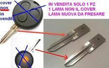 LAMA DI RICAMBIO DA INTAGLIARE PER COVER CHIAVE SMART 3TASTI 1TASTO FOR TWO