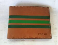 Fossil Bifold Leather Men's Wallet
