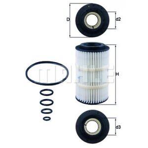 MAHLE//KNECHT Ölfilter MERCEDES C//E//G//S//V-KLASSE CLK SL SLK SPRINTER 2//3//4-T VITO