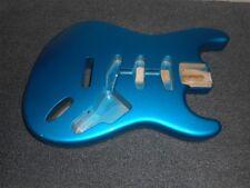 NEW - Fender Strat Body, Tremolo Routing - LAKE PLACID BLUE, #SBF-LPB