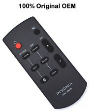 Original OEM Insignia Remote Control RMC-SB216 for Insignia Soundbar NS-SB216