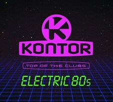 KONTOR  Electric  80s  ( Sampler 2019 )  3 CD   NEU & OVP 15.03.2019