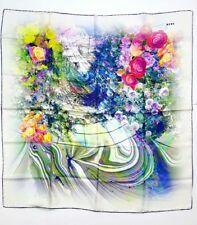 Aker Silk scarf 90x90 cm./ 35x35 inches