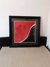 A-1 b Picture Frame Art Of Japanese Fabric Custom 36�x 36� Liquidation Sale
