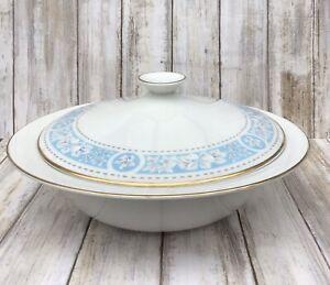 Vintage Royal Doulton China Porcelain Hampton Court Lidded Serving Tureen VGC