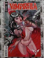 Vampirella (2019) Dynamite - #1, Guillem March Variant, 50th Anniversary, NM