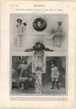 1905 Motor Monsters Daytona Beach, The Child Barrie's Fantasy Peter Pan
