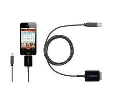 i-UX1 Yamaha IPAD / IPHONE / Ipod Touch USB Midi Interfaz para i-UX1
