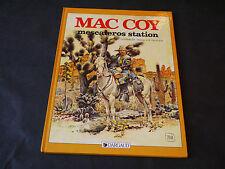 PALACIOS MAC COY N°15 MESCALEROS STATION  EO 1989