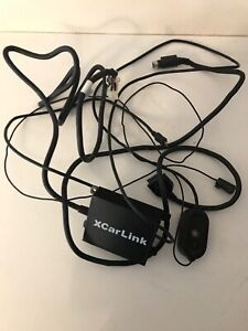 xcarlink Bluetooth Ipod Iphone Aux Pour Toyota + Micro