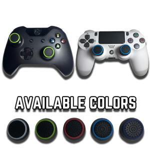 Elite Performance Analog Covers Extenders - PS4, PS3, Xbox One & 360 Thumb Grips