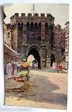 ANGLETERRE: Carte postale LONDON Bargate Southampton, 140 x 87 mm.