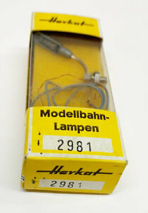 Herkat 2981 - Whip Lamp N Gauge Boxed