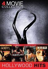 Hostel/Hostel Part II/The Tattooist/The Hunt for  DVD Region 1 WS