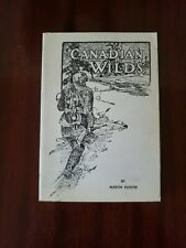 Book Canadian Wilds By Martin Hunter