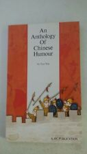 An Anthology of Chinese Humour Paperback – 1987 by Yin Tao (Author)