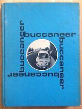 1973 EAST CAROLINA UNIVERSITY YEARBOOK, THE BUCCANEER, GREENVILLE, NC